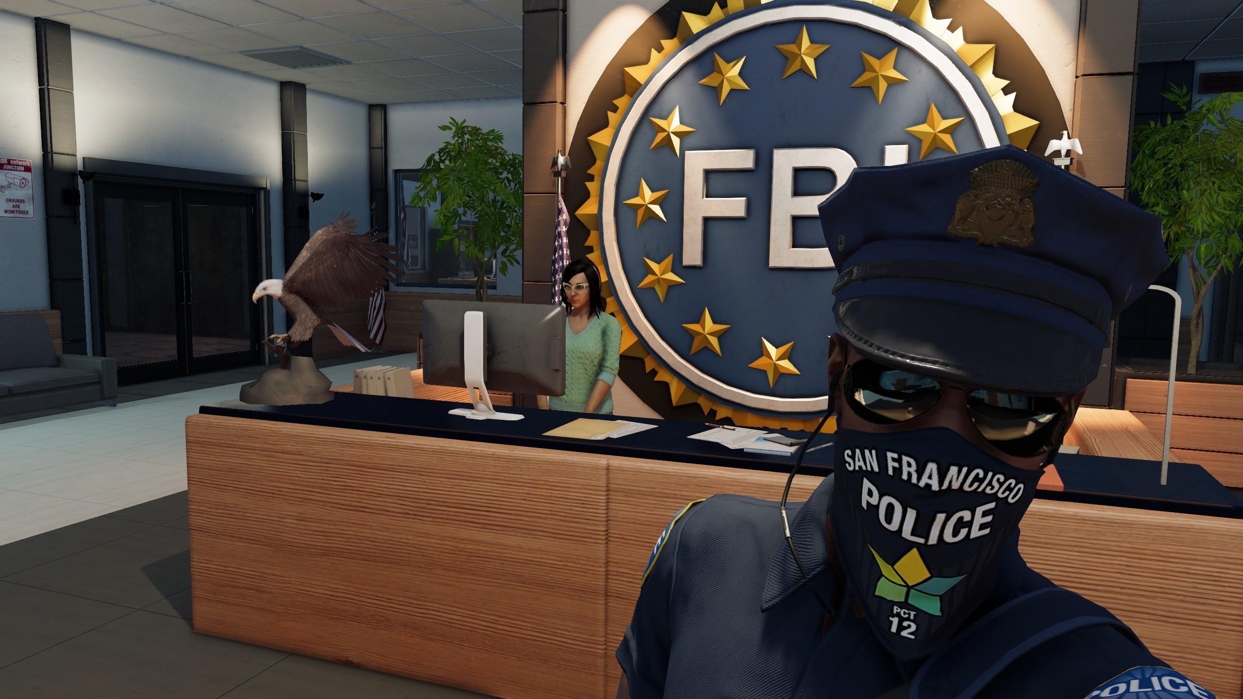 FBI与黑客战斗